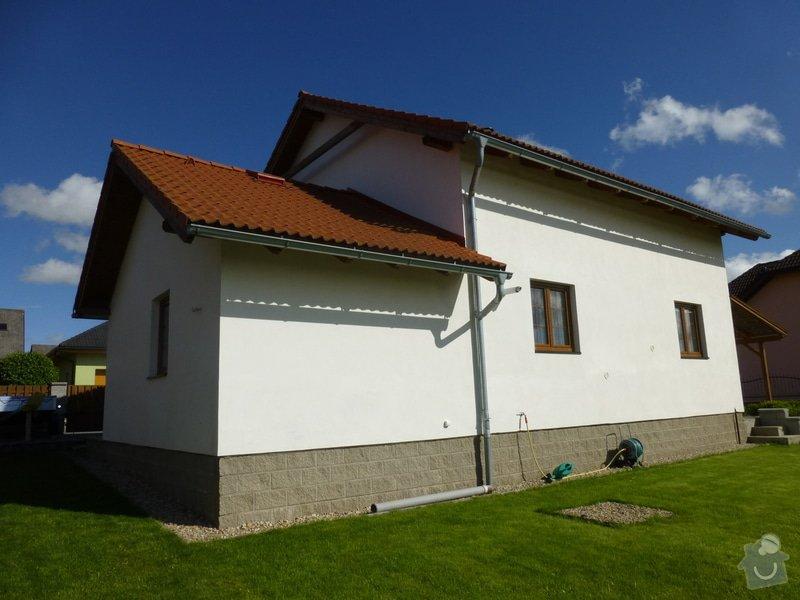 Zateplení fasády rodinného domu: P1020962