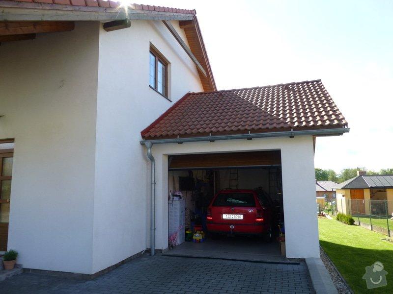 Zateplení fasády rodinného domu: P1020963
