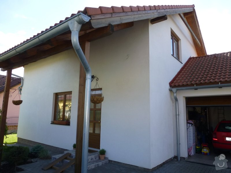 Zateplení fasády rodinného domu: P1020964