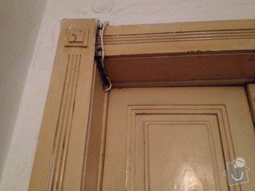 Renovace vstupních dveří: IMG_4723