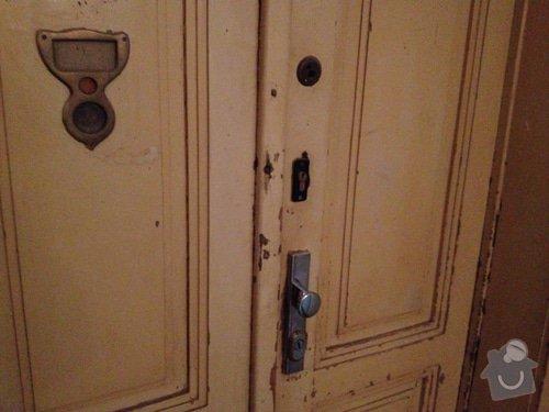 Renovace vstupních dveří: IMG_4724