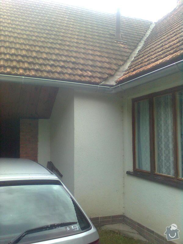 Rekonstrukce domu: vymena-okapu-zajisteni-cisterny-na-vodu_Obraz1279