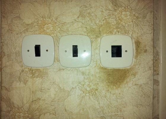 Výměna starého vypínače