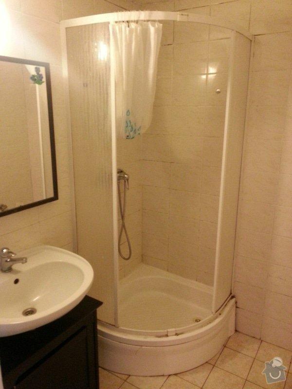 Rekonstrukce koupelny - dlaždice nebo stěrka?: 20140510_143607_resized
