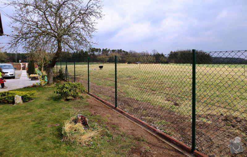 Drátěný plot  : plot