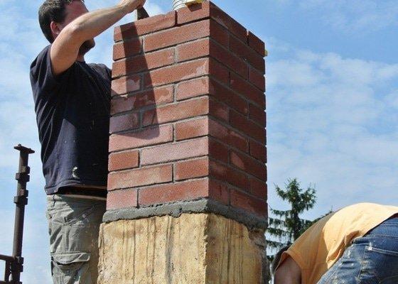 Rekonstrukce komínů
