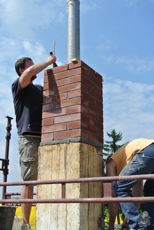 Rekonstrukce komínů: DSC_5726