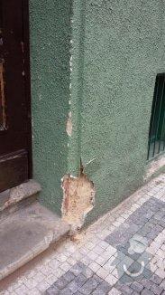 Oprava vnější omítky domu: 20140514_155416