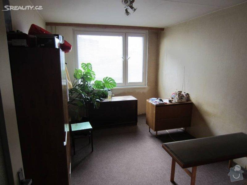 Návrh interiéru celého bytu: pred_rekonstrukci_-_loznice