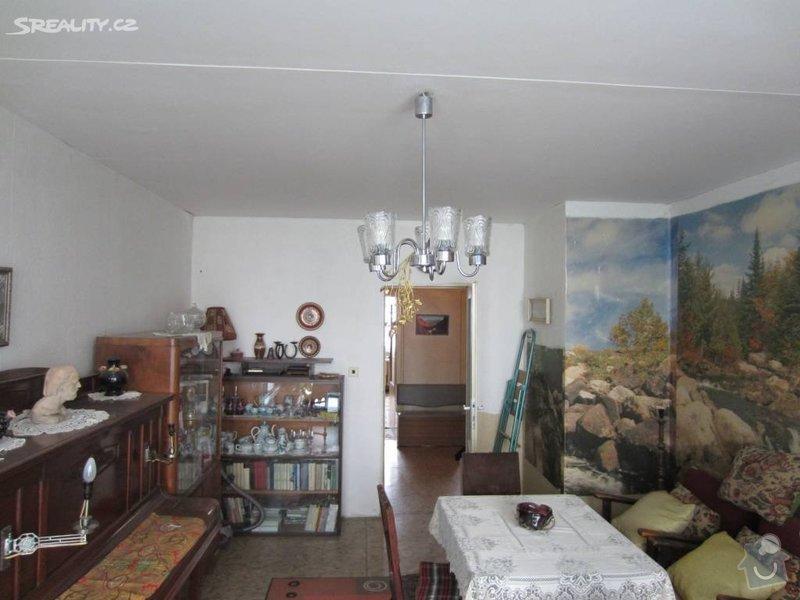Návrh interiéru celého bytu: pred_rekonstrukci