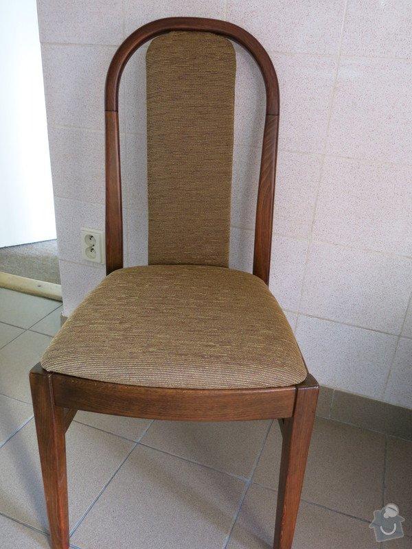 Renovace čalouněných židlí: IMG_0412