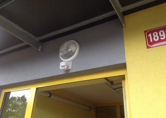 Cenova nabidka a navrh technickeho reseni na instalaci pohyboveho cidla