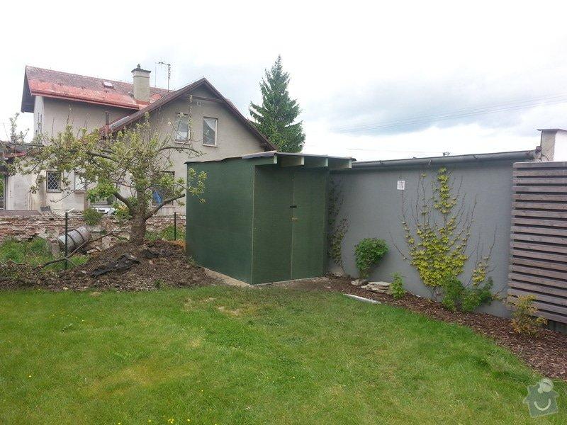 Zahradní domek na nářadí: 20140515_171041