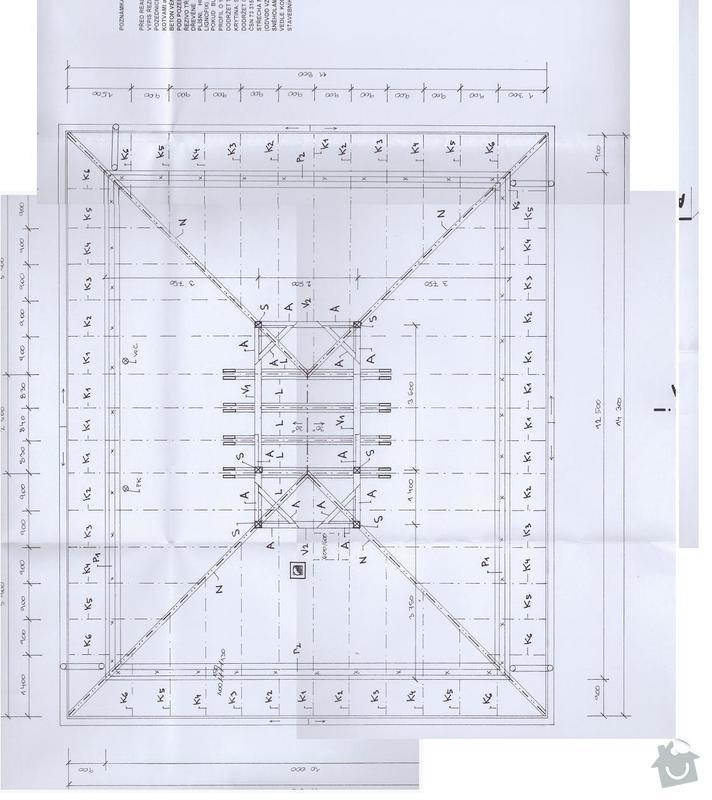 Střecha na klíč: Pohled1
