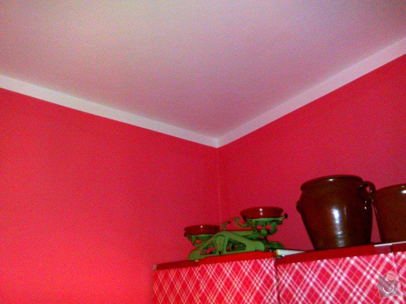 Malování pokojů, nástřik Umakartu: Malovani_kuchyne_isnpirace