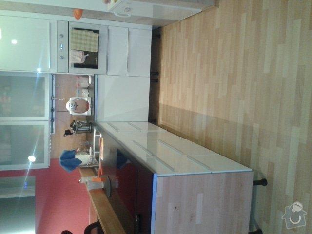 Truhlářské práce: Kuchyne
