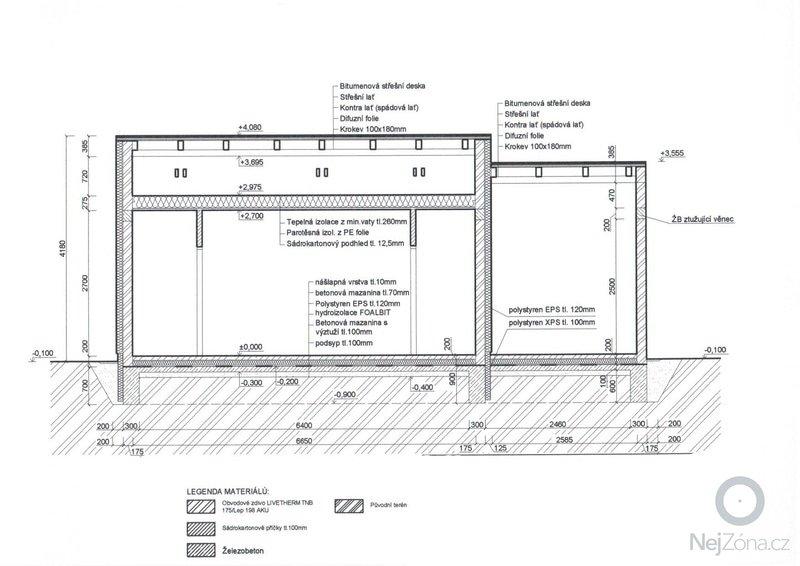 Ubourání stávajících kolen a výstavbu nebytových prostor: Vykres_3