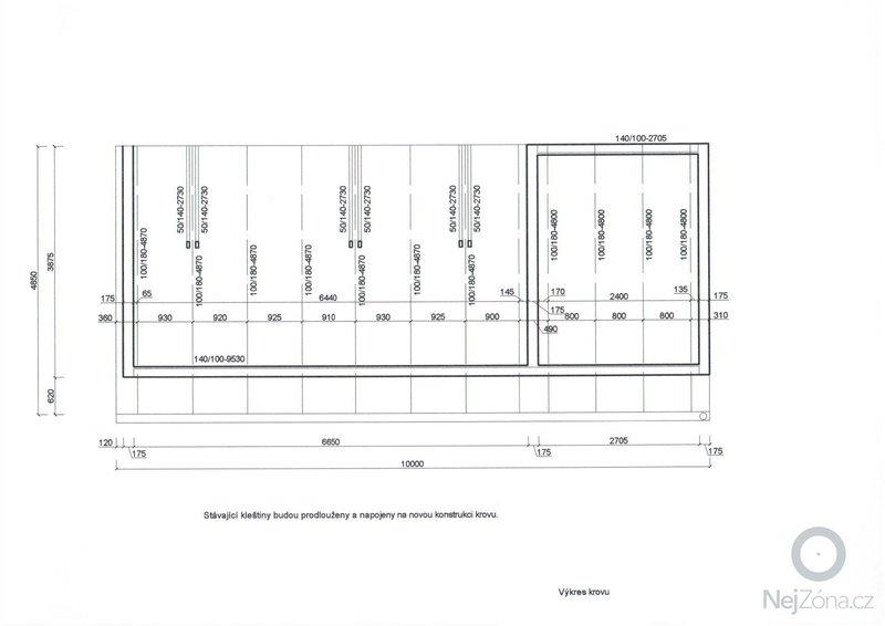 Ubourání stávajících kolen a výstavbu nebytových prostor: Vykres_5