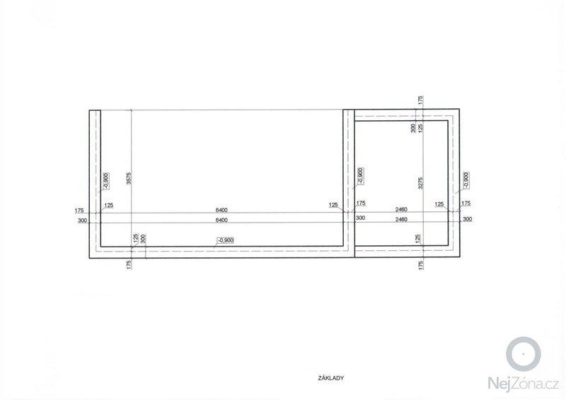 Ubourání stávajících kolen a výstavbu nebytových prostor: Vykres_7