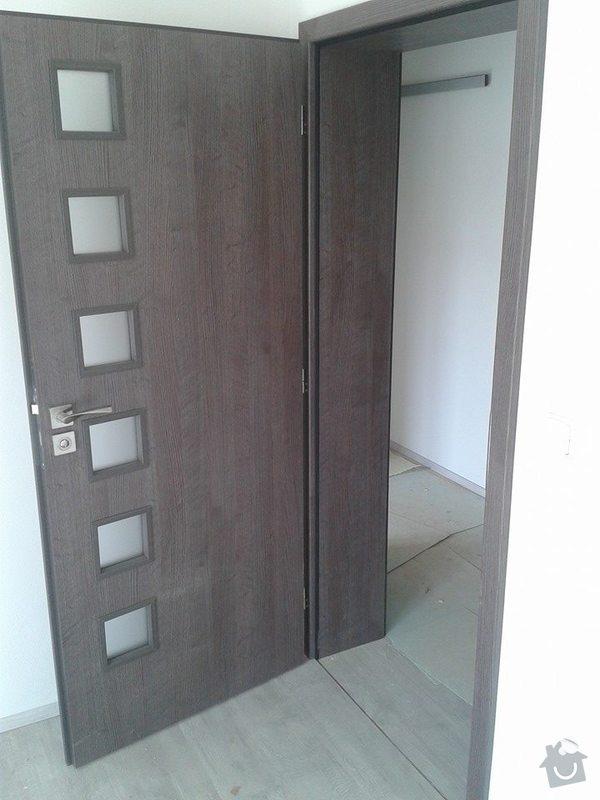 Dodávka a montáž vnitřních dveří a obložkových zárubní vč.kování-byt Levín: 1978868_4136846636329_1197890805_n