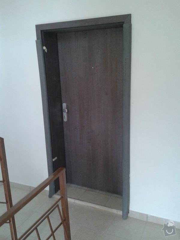 Dodávka a montáž vnitřních dveří a obložkových zárubní vč.kování-byt Levín: 10007449_4154718763121_1225336432_n