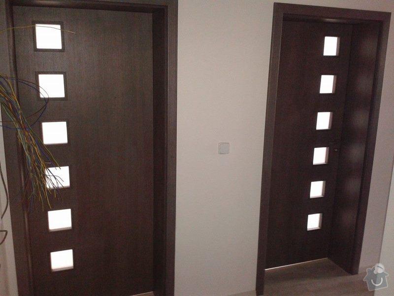 Dodávka a montáž vnitřních dveří a obložkových zárubní vč.kování-byt Levín: 10172772_4154719163131_632667217_n
