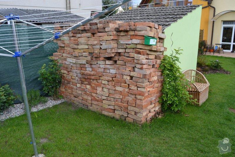 Stavba kotce a boudy pro Bernského salašnického: DSC_2541