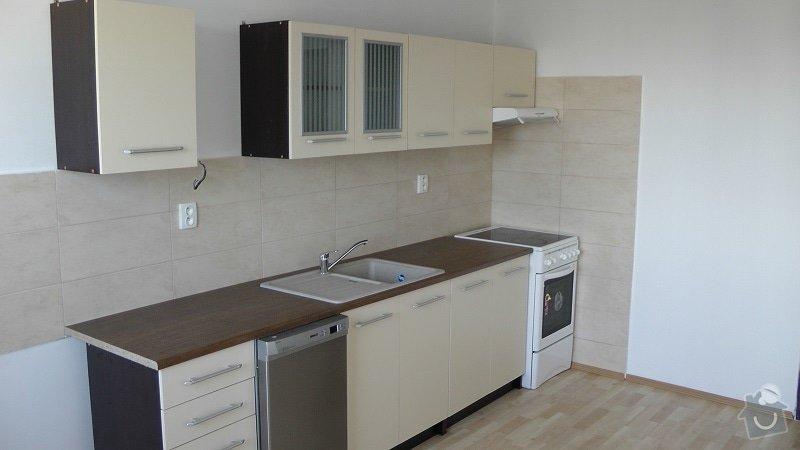 Kompletní rekonstrukce bytového jádra: 203-11