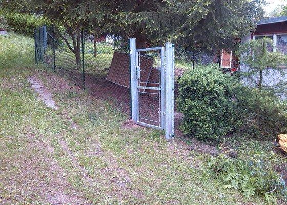 Stavba plotu na klíč
