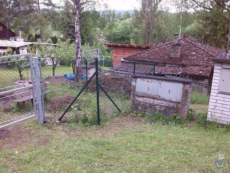 Stavba plotu na klíč: IMG_20140516_105857