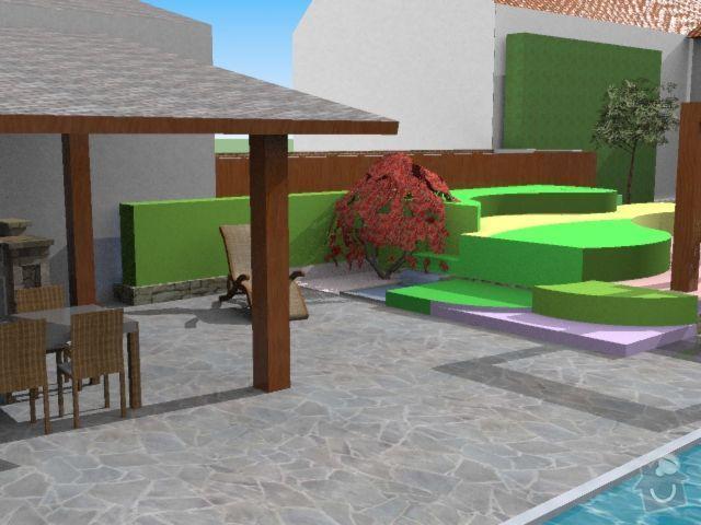 Návrh rodinné zahrady: drzovice1