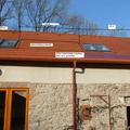Dodani a instalaci solarnich kolektoru topeni solarni panel