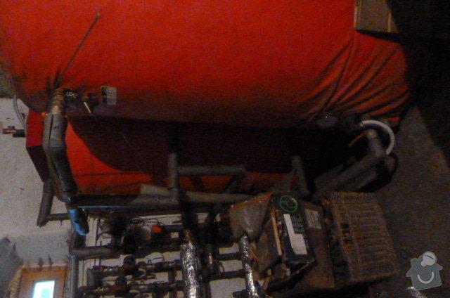 Dodání a instalaci solárních kolektorů (Topení): P1180781