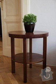 Restaurovani starsiho dreveneho konferencniho stolku: IMG_6914