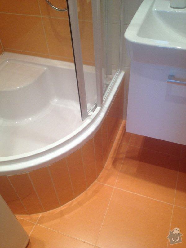 Rekonstrukce byt.jádra,kuchyně předsíně: 015