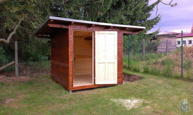 Zahradní domek na nářadí: IMAG0429