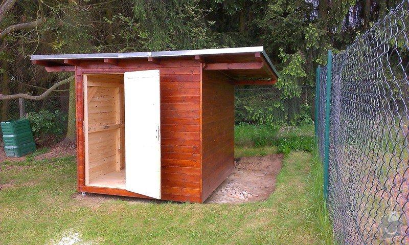 Zahradní domek na nářadí: IMAG0430