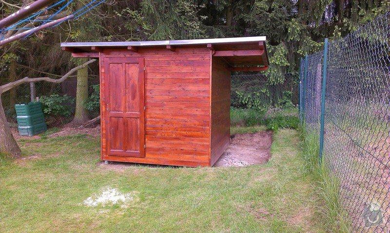 Zahradní domek na nářadí: IMAG0432
