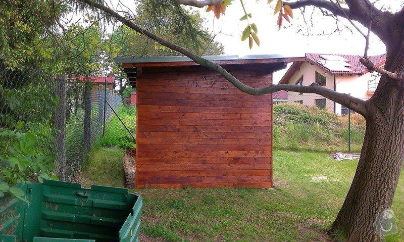 Zahradní domek na nářadí: IMAG0433
