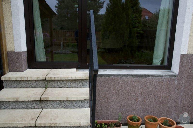 Dodání a montáž venkovního kamenného parapetu: IMG_9990