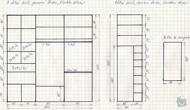 Výroba vestavěné skříně: Vestavena_skrin