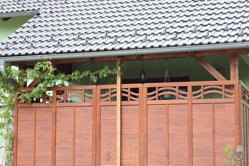 Dřevěné venkovní žaluzie: IMG_9750