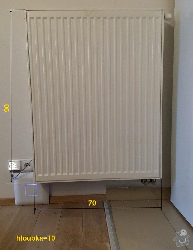 Výměna topení: radiator_1