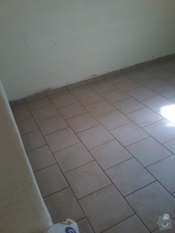 Vyrovnani podlahy o 3cm a poklad 22m2 dlazby : 20140429_161758