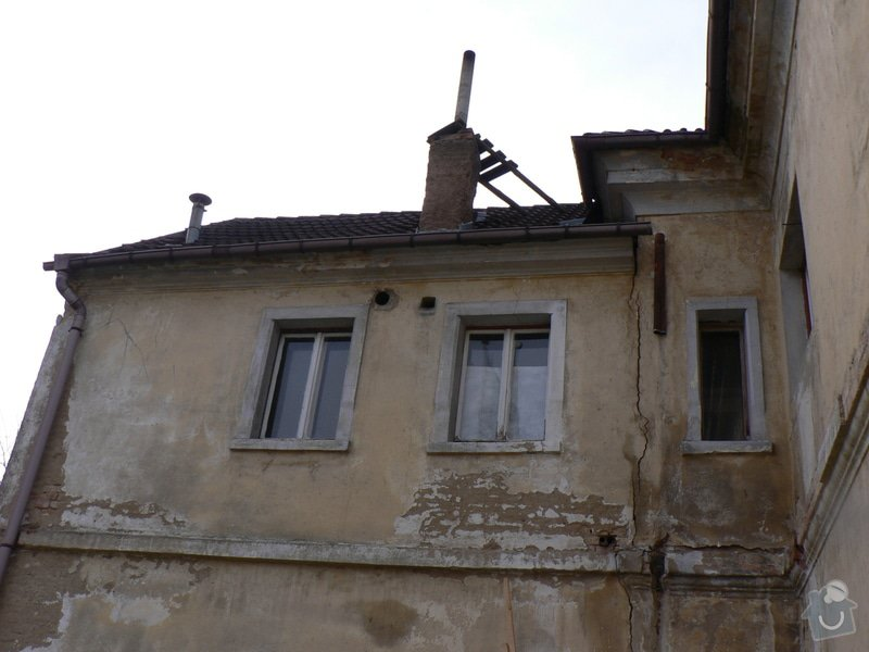 Rekonstrukce střechy : P1150561