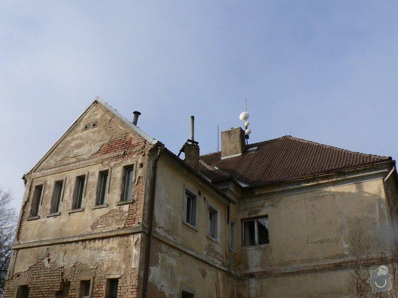Rekonstrukce střechy : P1150563