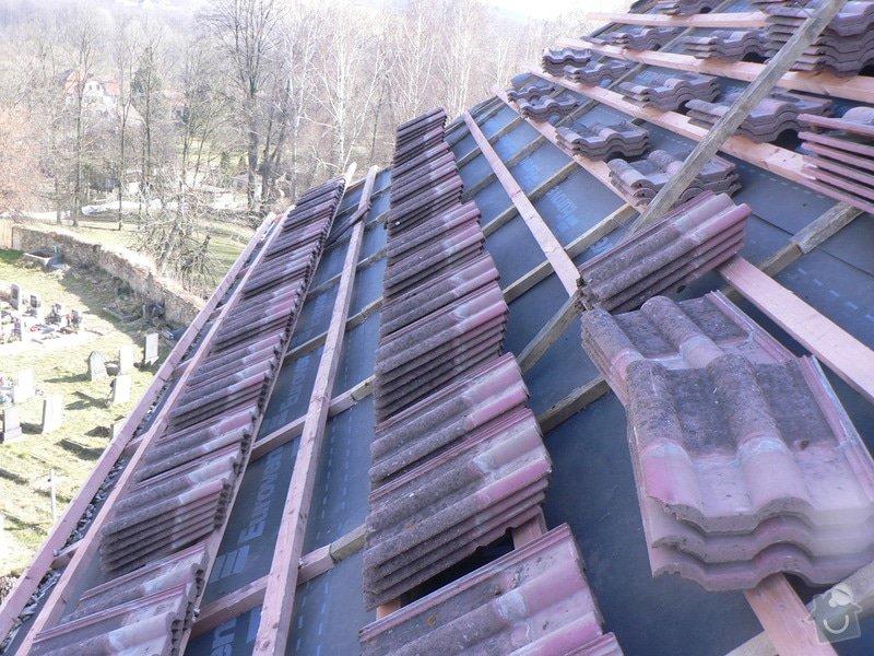 Rekonstrukce střechy : P1150871