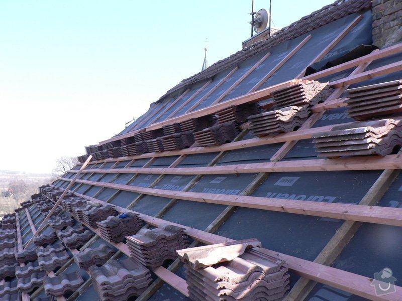 Rekonstrukce střechy : P1160002