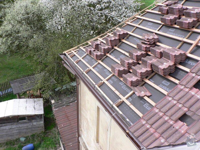Rekonstrukce střechy : P1160186