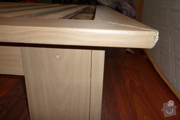 Výroba nábytku: Postel3